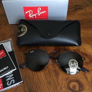 35cf6b1ed63 Ray-Ban Accessories - ❤️NEW Ray-Ban Round Metal Black RB3447